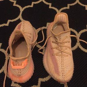 Yeezy 350 clay adidas 7.5